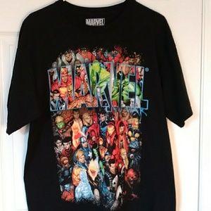 Marvel T-SHIRT XL